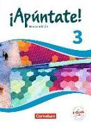 Cover-Bild zu ¡Apúntate! 3. Nueva edición. Schülerbuch