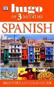 Cover-Bild zu Hugo in Three Months: Spanish