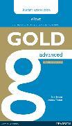 Cover-Bild zu New Gold Advanced 2015 eText Student Access Card von Thomas, Amanda