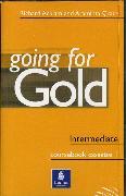Cover-Bild zu Intermediate: Going for Gold Intermediate Class Audio Cassettes (2) - Going for Gold von Acklam, Richard