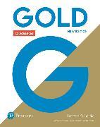 Cover-Bild zu New Gold Advanced NE 2019 Teacher's Book von Annabell, Clementine