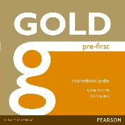 Cover-Bild zu New Gold Pre-First Class Audio CDs