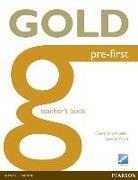Cover-Bild zu New Gold Pre-First Teacher's Book von Annabell, Clementine