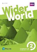Cover-Bild zu Wider World Level 2 Workbook with Online Homework Pack von Edwards, Lynda
