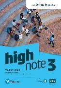 Cover-Bild zu High Note Level 3 Student's Book w/Online Practice von Brayshaw, Daniel