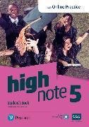 Cover-Bild zu High Note Level 5 Student's Book w/Online Practice von Edwards, Lynda