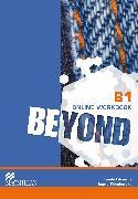 Cover-Bild zu Beyond B1 Online Workbook von Edwards, Lynda