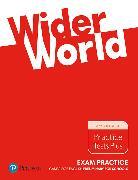 Cover-Bild zu Wider World Exam Practice Books Cambridge Preliminary for Schools von Edwards, Lynda
