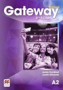 Cover-Bild zu Gateway 2nd Edition A2 Workbook von Edwards, Lynda