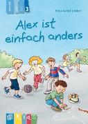 Cover-Bild zu Alex ist einfach anders 3 von Bartoli y Eckert, Petra