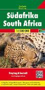 Südafrika, Autokarte 1:1.500.000. 1:1'500'000 von Freytag-Berndt und Artaria KG (Hrsg.)
