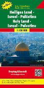 Heiliges Land - Israel - Palästina, Autokarte 1:150.000, Top 10 Tips. 1:150'000 von Freytag-Berndt und Artaria KG (Hrsg.)