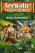 Cover-Bild zu Seewölfe - Piraten der Weltmeere 705 (eBook) von Moreno, Jan J.