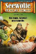Cover-Bild zu Seewölfe - Piraten der Weltmeere 708 (eBook) von Moreno, Jan J.