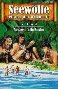 Cover-Bild zu Seewölfe - Piraten der Weltmeere 712 (eBook) von Beaufort, Sean