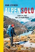 Cover-Bild zu Alpensolo von Zirner, Ana