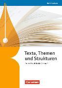Cover-Bild zu Deutschbuch für die Oberstufe. Ausgabe N. Schülerbuch von Brenner, Gerd