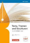 Cover-Bild zu Texte, Themen und Strukturen. Allgemeine Ausgabe. Schülerbuch mit Klausurtraining. NI von Brenner, Gerd