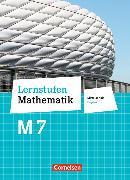 Cover-Bild zu Lernstufen Mathematik 7. Schuljahr. M-Klassen. Neubearbeitung. Schülerbuch. BY von Berkemeier, Helga