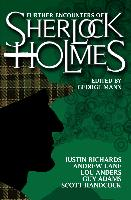 Cover-Bild zu Further Encounters of Sherlock Holmes (eBook) von Lane, Andrew