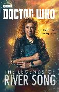 Cover-Bild zu Doctor Who: The Legends of River Song (eBook) von Rayner, Jacqueline