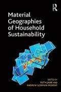 Cover-Bild zu Material Geographies of Household Sustainability (eBook) von Gorman-Murray, Andrew