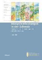 Cover-Bild zu Ökosystemleistungen in der Schweiz von Keller, Roger