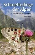 Cover-Bild zu Schmetterlinge der Alpen von Ferretti, Gianluca