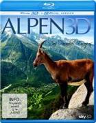 Cover-Bild zu Alpen 3D - Das Paradies Europas 3D von Alpen 3D - Das Paradies Europas (Schausp.)