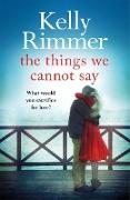 Cover-Bild zu eBook The Things We Cannot Say