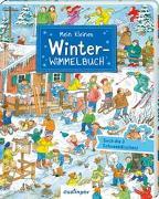 Cover-Bild zu Mein kleines Winter-Wimmelbuch von Wandrey, Guido (Illustr.)