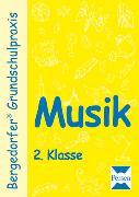 Cover-Bild zu Musik 2. Klasse von Kuhlmann, Dagmar