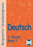Cover-Bild zu Deutsch 1.Klasse. (Bd. 1) von Müller, Ellen