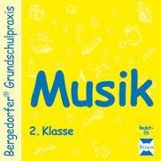 Cover-Bild zu Musik 2. Klasse. CD von Kuhlmann, Dagmar (Gelesen)
