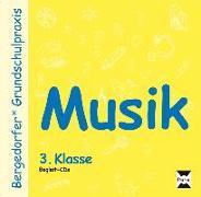 Cover-Bild zu Musik - 3. Klasse - CD von Kuhlmann, Dagmar