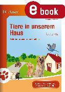 Cover-Bild zu Tiere in unserem Haus für die Kita (eBook) von Dechant, Mona