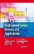 Cover-Bild zu High Speed Serdes Devices and Applications (eBook) von Dramstad, Kent