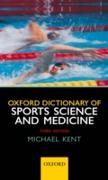 Cover-Bild zu Oxford Dictionary of Sports Science and Medicine (eBook) von Kent, Michael