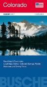 Cover-Bild zu Colorado Strassenkarte.. 1:825'000