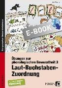 Cover-Bild zu Übungen zur phonologischen Bewusstheit 3 (eBook) von Wemmer, Katrin
