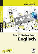 Cover-Bild zu Portfolio konkret: Englisch (eBook) von Klopsch, Britta