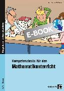 Cover-Bild zu Kompetenztests Mathematik - 5./6. Klasse (eBook) von Bettner, Marco