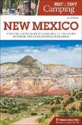 Cover-Bild zu eBook Best Tent Camping: New Mexico