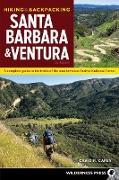 Cover-Bild zu eBook Hiking & Backpacking Santa Barbara & Ventura