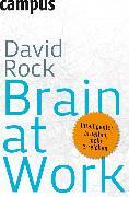 Cover-Bild zu Brain at Work (eBook) von Rock, David