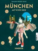 Cover-Bild zu MÜNCHEN MIT KIND 2022/23 von HIMBEER Verlag (Hrsg.)