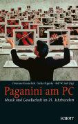 Cover-Bild zu Paganini am PC von Krautscheid, Christiane (Hrsg.)