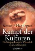Cover-Bild zu Kampf der Kulturen von Huntington, Samuel P.