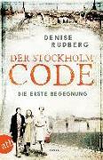 Cover-Bild zu Der Stockholm-Code von Rudberg, Denise