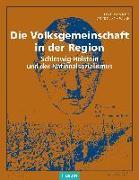 Cover-Bild zu Die Volksgemeinschaft in der Region von Danker, Uwe